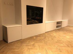 Maken TV-meubel