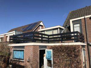 Renovatie balkonhekwerk